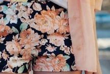 Floral:Shorts