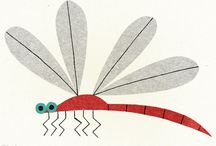Art and Illustration: Insects
