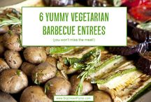Meatless Recipes / by Big Green Purse .