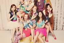 Girls' generation (SNSD) / Taeyeon is leader and main vocalist. 1989 Sunny is lead vocalist. 1989 Tiffany is lead vocalist and rapper. 1989 Hyoyeon is vocalist, main dancer and main rapper. 1989 Yuri is vocalist, lead dancer and lead rapper. 1989 ☆Yoona☆ is rapper, vocalist, visual, center and lead dancer. 1990 Sooyoung is vocalist, lead dancer and lead rapper. 1990 ☆Seohyun☆ is maknae and lead vocalist. 1991