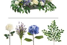 Wedding by colour - Something blue & un po di blu