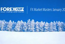 Trading contests / Logos and art for #FXOpen trading competitions