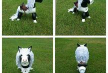 kukkaruukku hevonen