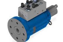 Hydraulic Rotary Actuator (Onshore / Offshore) / Armatures, ball-valves, flaps, valves