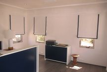 Window Collections Gallery of Roman Shades / More examples of Roman Shades designs and installations