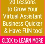 Business Events to Attend / Events I am attending or have attended to network and build my Virtual Assistant Business