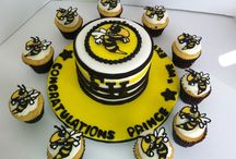 Yellow Jacket Cake