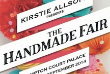 The Handmade Fair at Hampton Court Palace / by HanJan Crochet