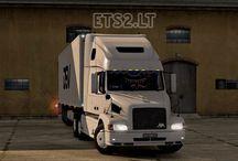 Euro Truck Simulator 2 Mods / Euro Truck Simulator 2 Mods - ETS 2 Yamaları
