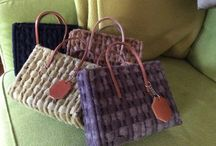 #handMade#bag#mrsnoboody / hand made #braided