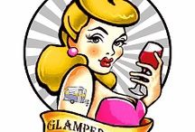 GLAMPER GIRL / it's way passed camping / by J Elaine Jackson