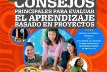 Aprendizaje por proyectos (PBL) / by DEBORAH VILAR MARTINEZ