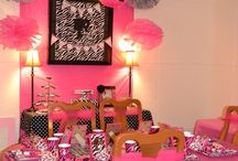 Birthday/Party Ideas / by Raven Heninger