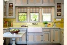 Kitchens I LOVE!  / My dream kitchens!