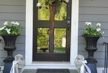 Curb appeal / by Sandy Scamehorn