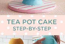 Fancy cake recipes and how to do it / by My Info