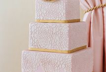 Pink and Gold Wedding / by Shine Wedding Invitations