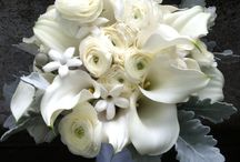 Wedding Bouquets and Boutonnieres / Wedding bouquets by Goose Hollow Flowers, Portland, Oregon