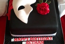 Phantom Cake Ideas / by Kayleigh Ward