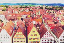 Rothenburg ob der Tauber, Germany / by Travelocity Travel