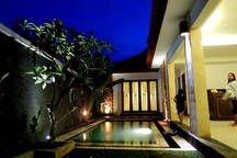 Jayastuti house Bali