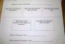graphic organizers / by Heather Kerrick