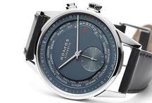 NOMOS Glashütte Zürich Worldtimer True Blue