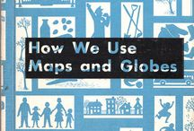Maps, globes and gravitation