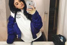 Kylie Jenner Mirror Selfies