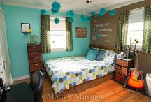 House ~ Bedrooms.  / Bedroom Design/Decor. / by Kimberly Wolf