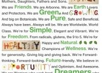 My Arbonne Business / The best skincare and makeup I have ever used ! All natural, vegan, botanical and really works !