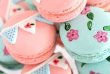 Macarons / The best and cutest recipes for delicious macarons.