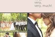 Hochzeit Michi Dankeskarten