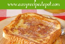 Recipes ~ warm savoury nibbles