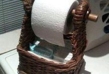 wc papír tartó