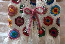 chaleco #crochet #flecos #color