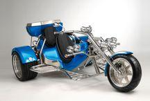 Nell david perez gaitan, pasion Trikers / Nell david perez gaitan, pasion por las motos Triker o Trikers