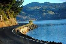 South Island, NZ / All the beautiful views and places to visit in the South Island of New Zealand.
