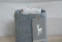 Crochet  -  Tricotage  -  Petite création  -