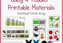 Montessori Printable