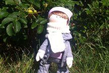 Продаются! / Текстильные куклы ручной работы!