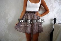 • Just Girly things •