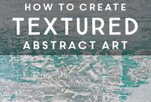 abstrate painting lessons