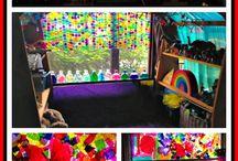 School- Decor / Classroom color and design inspiration!