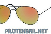 Pilotenbril.net / Gepind vanaf de pilotenbril webshop
