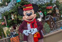 Disney: Holidays at Disneyland / by Lena Hall