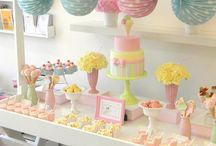 Little girl's 3rd birthday / by Brierley & Clover