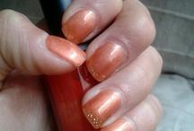 Art nails...