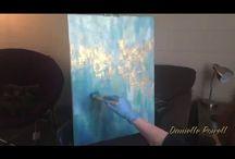Malerier DIY