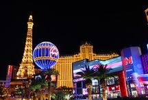Viva Las Vegas! / Dedicated entirely to the contents of my Vegas suitcase :) / by Brittany Sobieski